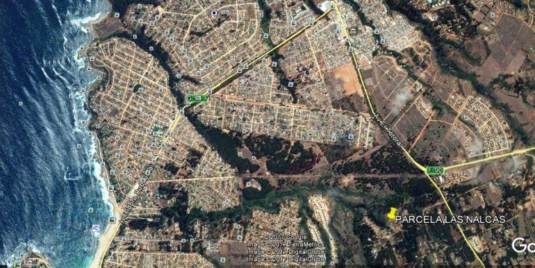 UBICACION- PARC LAS NALCAS-GOOGLE EARTH